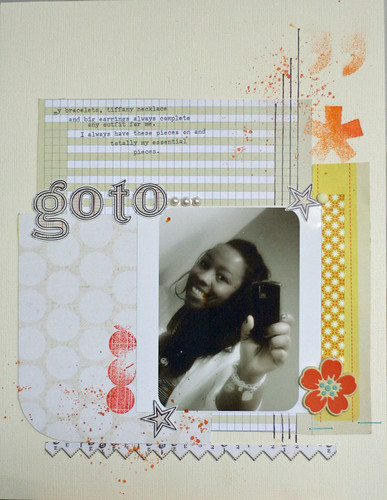 go to piece-