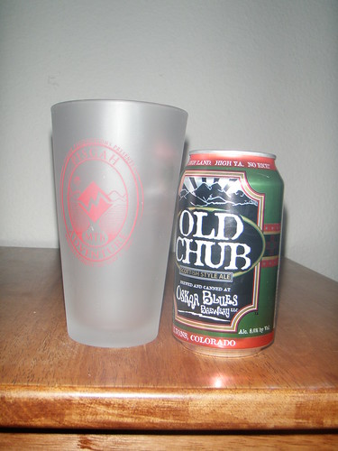 Oskar Blues Old Chub