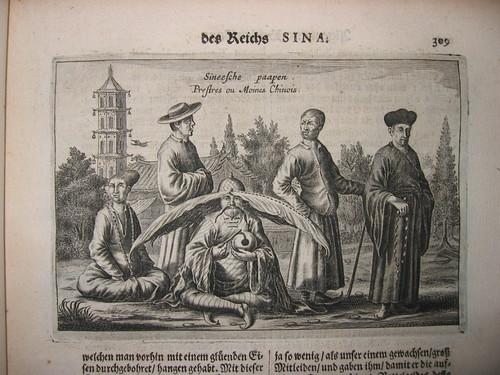 Die Gesandtschaft der Ost-Indischen Compagnen...Sinesischen Keiser (Jacob Moeurs) 1666 a