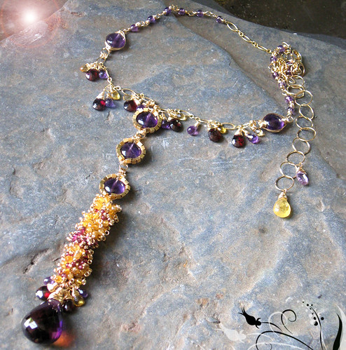 A SUBJECT OF INTRIGUE Necklace by ECLETTICA view 02