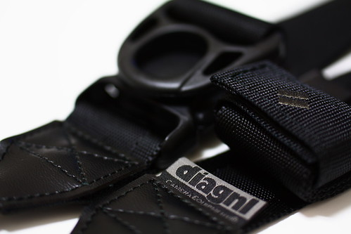 Ninja Camera Strap / 38mm Black