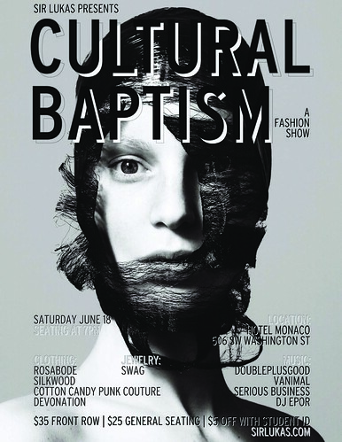 CULTURAL BAPTISM