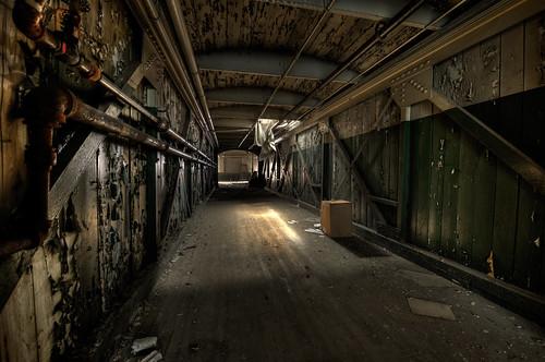 Corridors - HDR