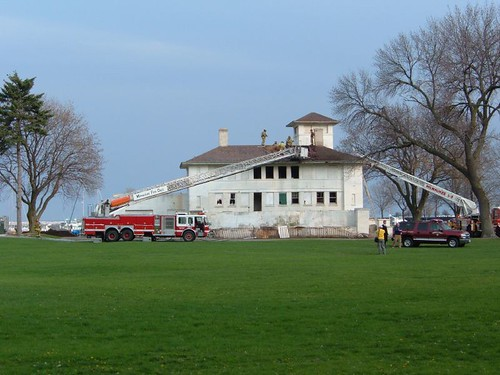 Milwaukee Coast Guard Station