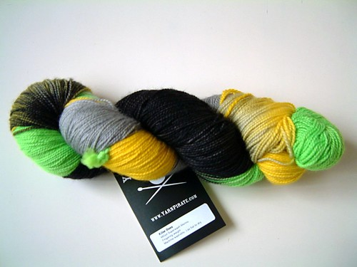 Yarn Pirate- Killer Bees