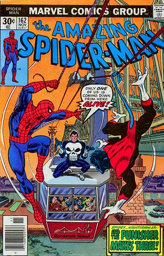 Spiderman Tram ASM162Cover