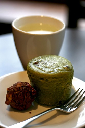 Chocolate, Coconut Fig Cookie and Green Tea Red Bean Muffin...