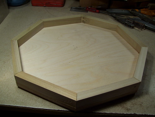 Making a Lazy Susan #32