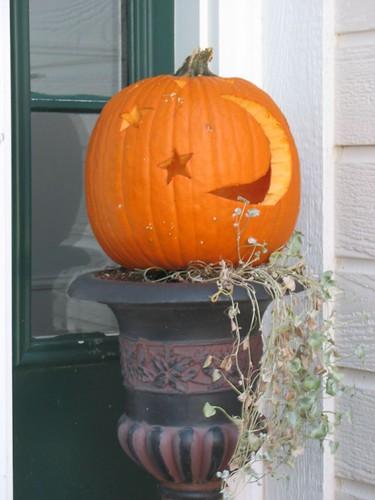 Mama's pumpkin
