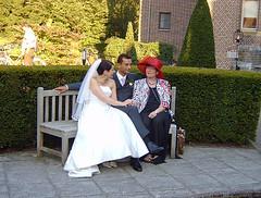 Mommy aka Joan (darmorrow) Tags: wedding dar joan rob bonnie robyn adeel