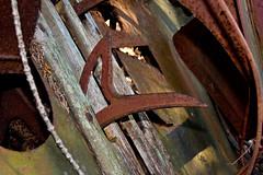 Old Hay Mower 4 (D. C. Elliott) Tags: old cabin mower hay