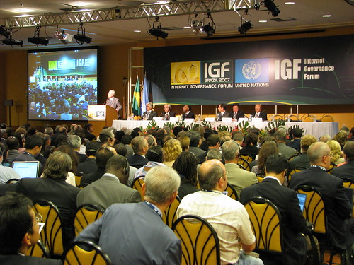 IGF2007 Sesión Inaugural