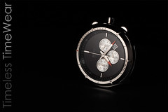 Timeless TimeWear (Fi20100) Tags: boss clock 50mm time watch timepiece gift wristwatch 50 weddinggift timeless chronograph productshot hugoboss 5018 canonspeedlite430ex canonef50mmf18ii ste2 canonrebelxt350d strobist mywinners mywinner diamondclassphotographer flickrdiamond timewear