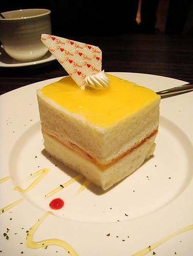 低脂豆腐蛋糕