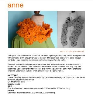 Anne: cover
