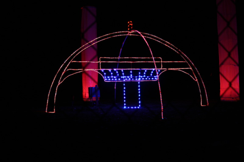 DWP Light Festival 06