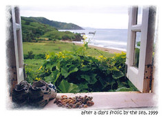 After a day's frolic by the sea (imogen_ph) Tags: travel sea scans philippines basco nondigital batanes analogslr