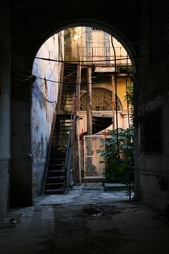 Habana Vieja por Paulus Veltman.