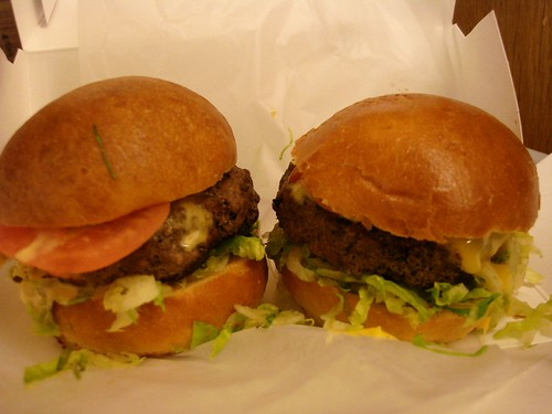 Pop Burger Sliders