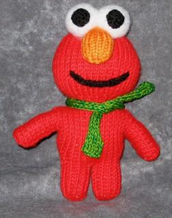 Elmo Doll Knitting Pattern : Ravelry: Elmo Peep Amigurumi Knitting Pattern pattern by ...