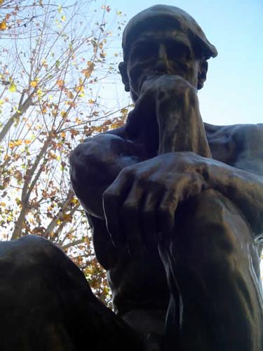 Rodin: el pensador