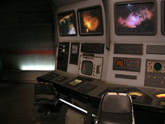 (.::Danka::.) Tags: startrek germany mnchen deutschland bavaria nikon coolpix voyager spaceship themepark mnich starship nikoncoolpix3500 nmetorszg rhaj