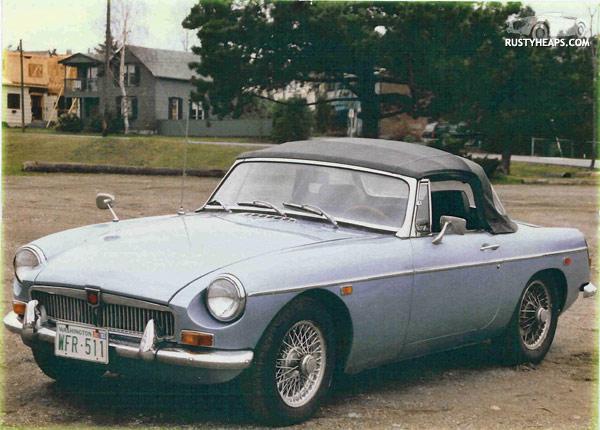 1969 MGB