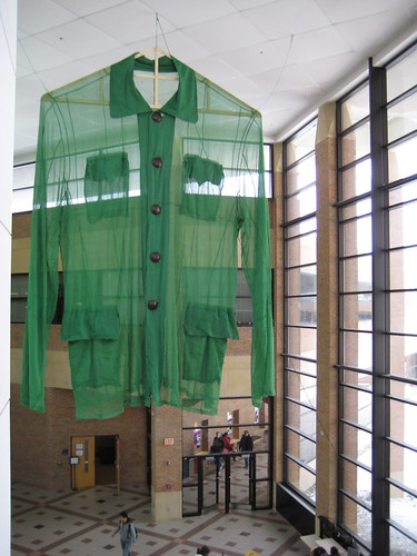 Giant Green Shirt