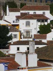 Óbidos (2) (moonlion) Tags: house detail óbidos