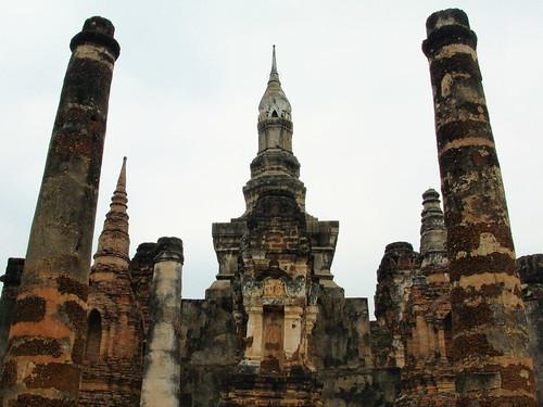 Sukhotai-W Mahathat (4)