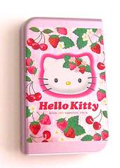Hello Kitty Strawberry External Hard Drive (pkoceres) Tags: japan computer strawberry hellokitty sanrio electronics modified externalharddrive westerndigital      hellokittystrawberry