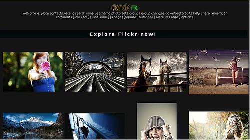 超酷的Darckr相片瀏覽工具 (by Audiofan)