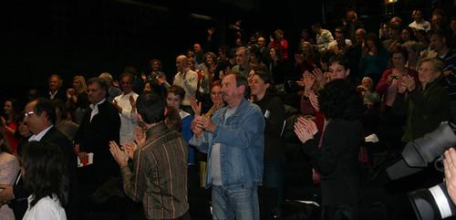 theatre spectateurs