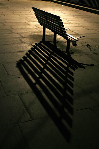 Lonely bench #3