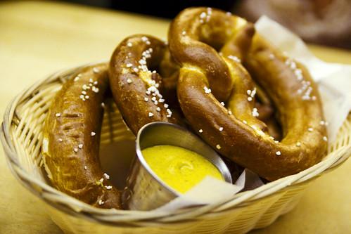 mm pretzels!!