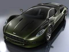Aston Martin Supercar Concept 3