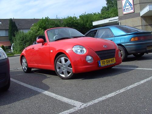 2007 Daihatsu Copen. 2007 Daihatsu Copen