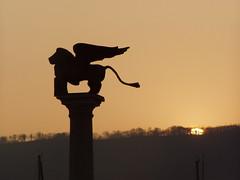 Tramonto a Salò (giansacca) Tags: sunset garda tramonto lagodigarda salò digitalcameraclub leonealato top20worldwide mygearandme