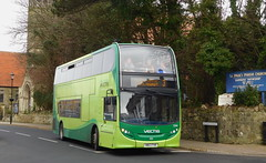 Southern Vectis 1594 - HW63FHR (Southern England Bus Scene) Tags: svoc southernvectis gsc gosouthcoast shanklin iow vectis 1594 hw63fhr
