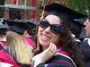 The Keene State graduate