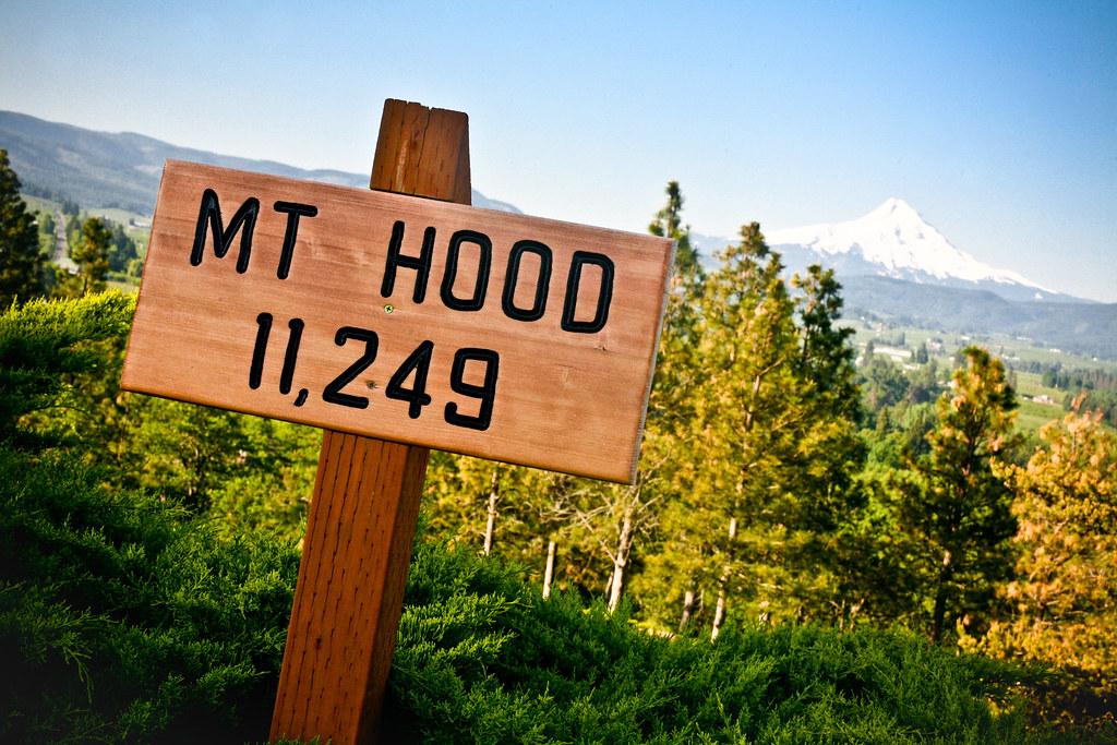 Mt. hood 11,249