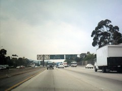 Northbound I-5 approaching California 2 (FreewayDan) Tags: california freeway interstate5 641999