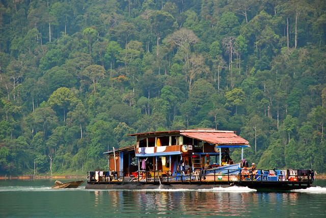 Malaysia - Terengganu - Tasik Kenyir - Taman Negara
