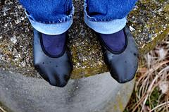 Na studni 1 (Merman cviky) Tags: shoe gym slippers gymnastic zapatillas cviky schlppchen gymnastikschuhe turnschlppchen gymnasticshoes cvicky gymnasticslippers pikoty sprungschuhe