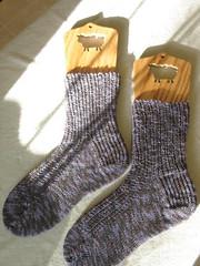 Elena's socks