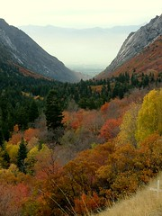Little Cottonwood Canyon (ribizlifozelek) Tags: utah ut littlecottonwoodcanyon saltlakevalley