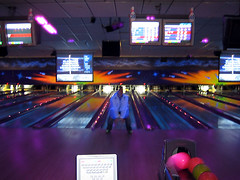 (abutterflystruggles) Tags: revs bowling vinnie