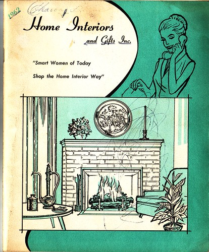 Home Interior & Gift 1962 Catalog from Flickr