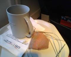 sock avec cafe