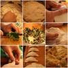Gyoza gestures (cathou_cathare) Tags: cooking recipe cuisine mosaic dough japanesefood gyoza mosaique pate recette daikan raviolijaponais nourriturejaponaise